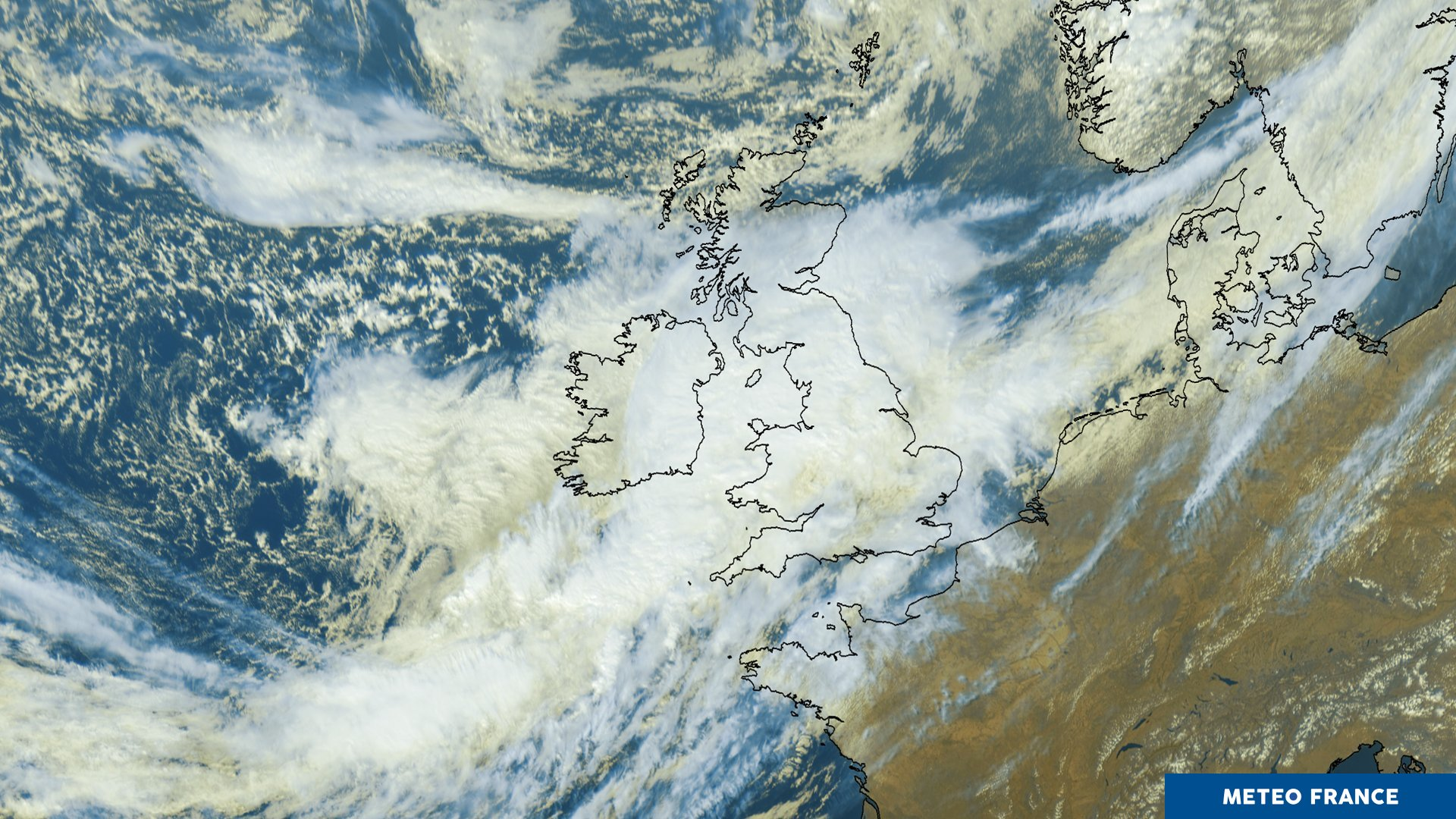 Nouvelle tempête sur les îles britanniques