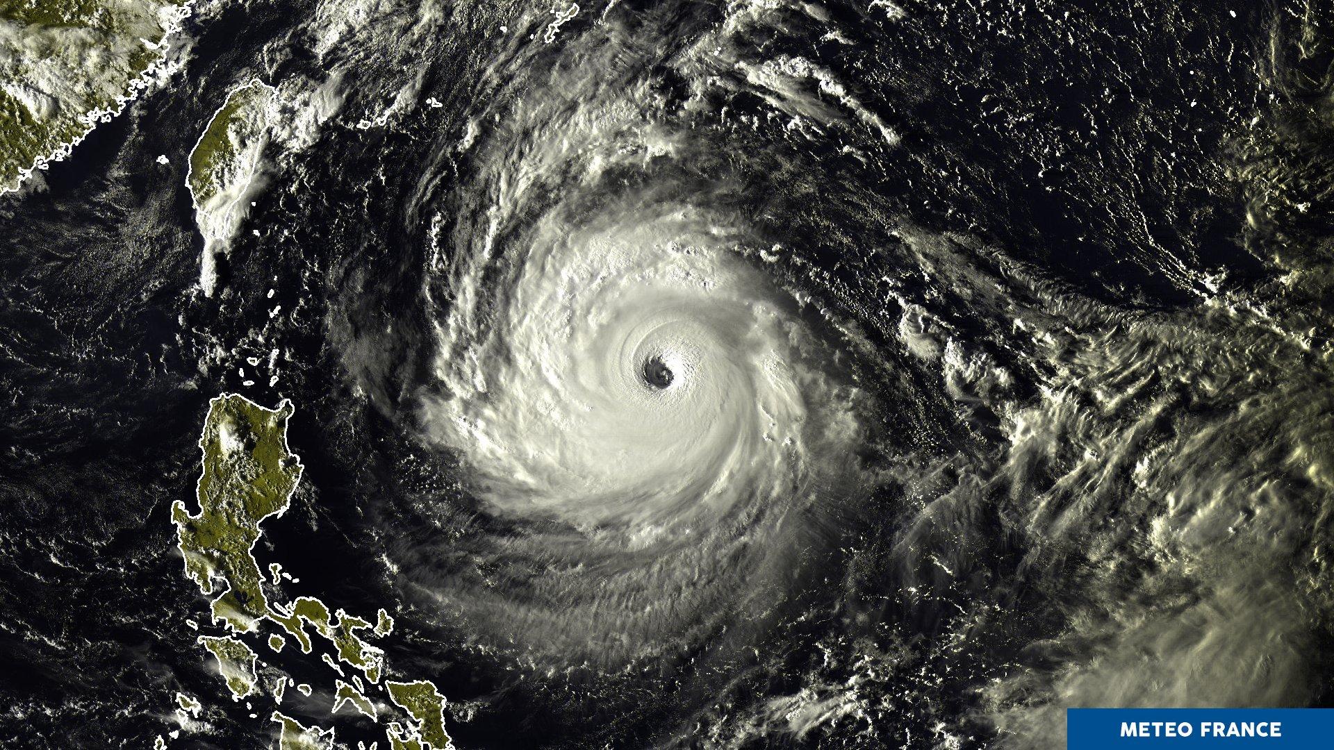 Trami, nouveau super-typhon