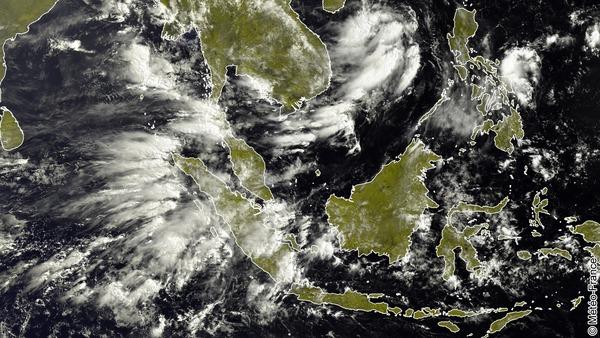 Mousson d'été en Asie du sud-est