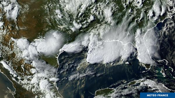 Les orages grondent autour du golfe du Mexique