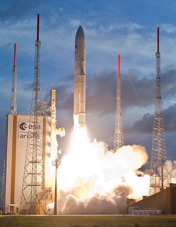 MSG-3 se prépare à devenir opérationnel