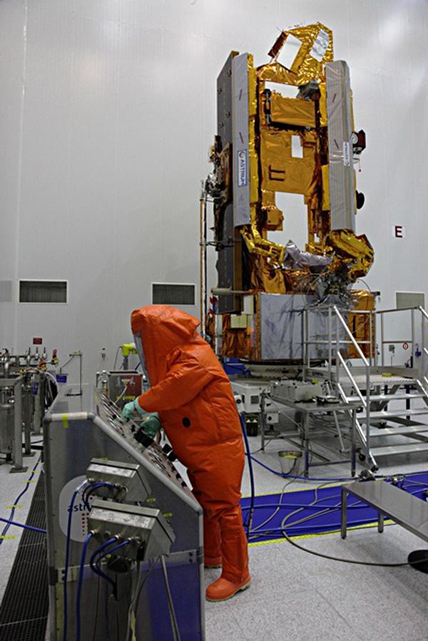 Lancement de MetOp-B le 17 septembre