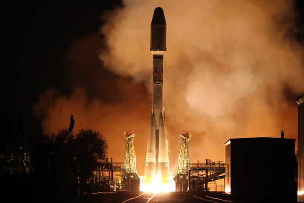 Mise en orbite de MetOp-B réussie