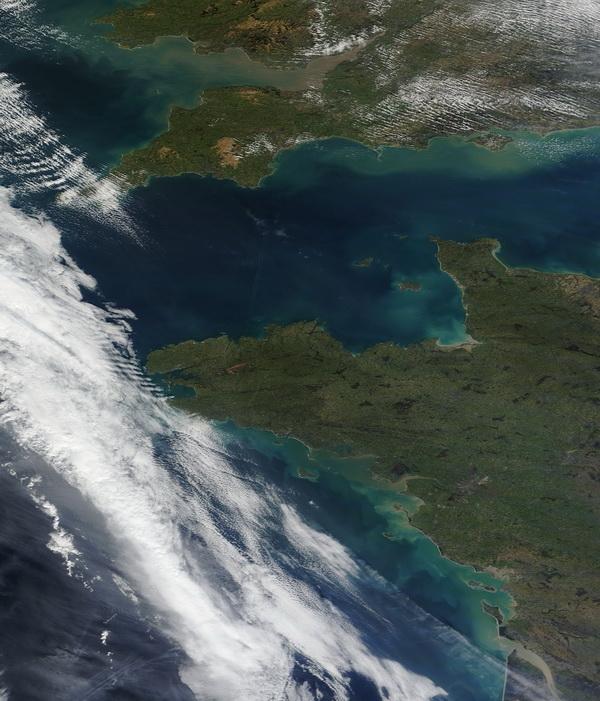 Du soleil, enfin, sur l'ouest de la France