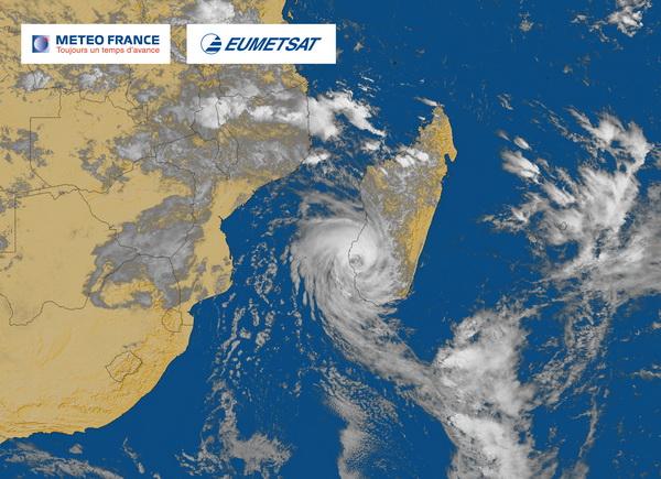 Le cyclone tropical Haruna frappe Madagascar