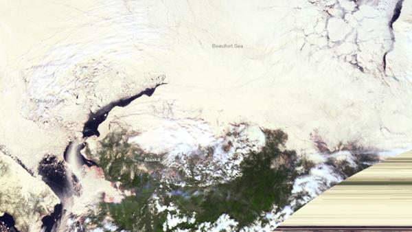 La fin de NOAA-17