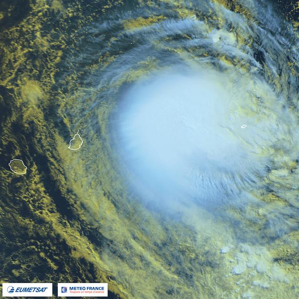 Cyclone Imelda