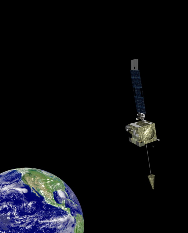GOES-14 au secours de GOES-13 en panne