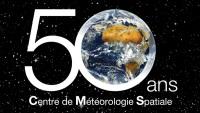 50 ans du Centre de Météorologie Spatiale