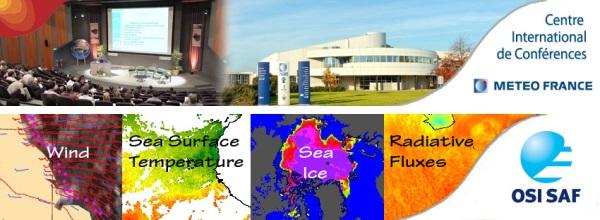 Sixième atelier utilisateur du centre d'applications satellitaires pour les océans et les glaces de mer à Toulouse les 19 et 20 novembre