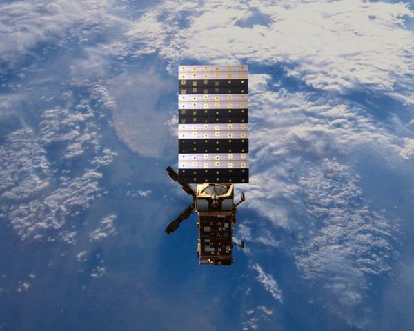 Report du lancement de MetOp-B