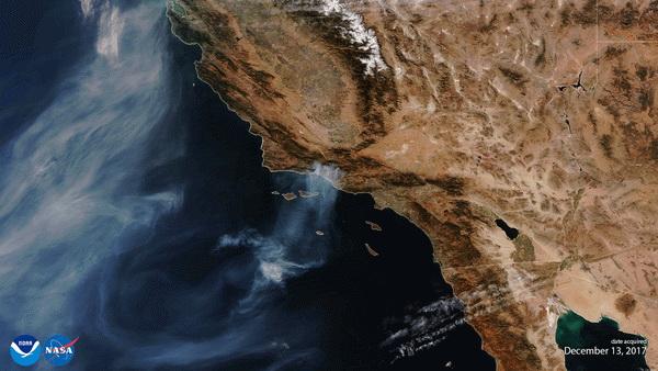 Première image de NOAA-20