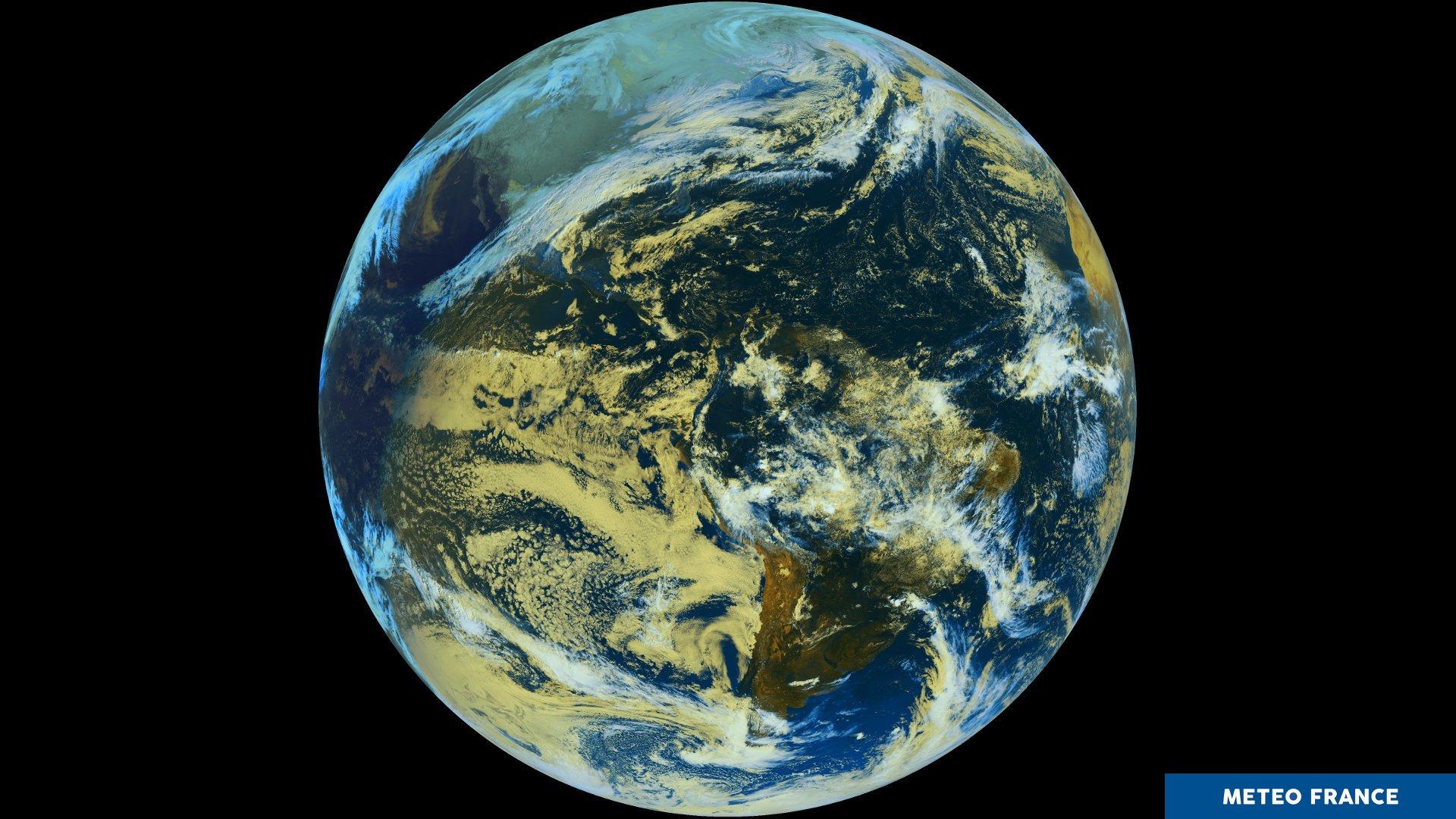 Un satellite de nouvelle génération pour l'Amérique