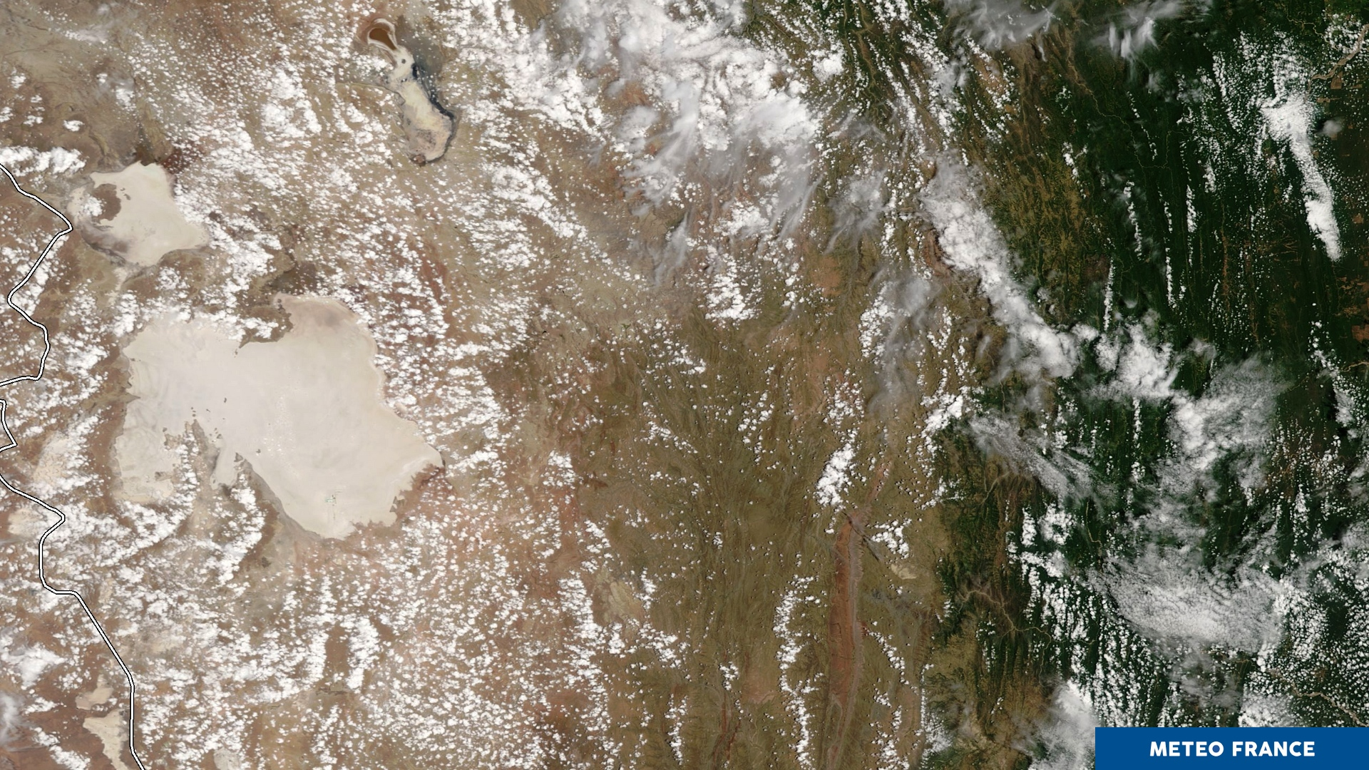 Paysages boliviens