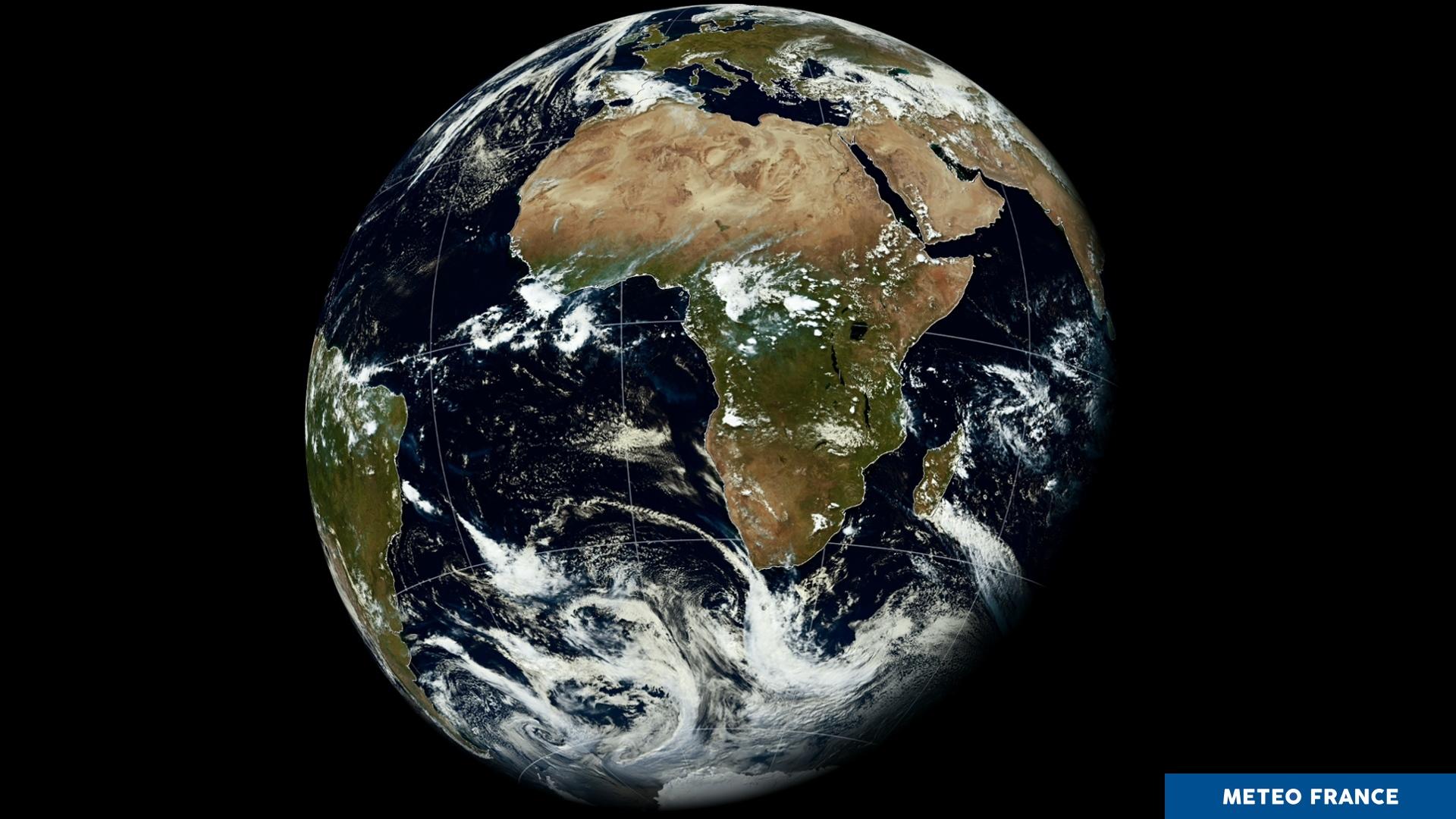 Notre planète entre anticyclones, perturbations et orages