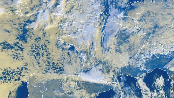 Foehn et neige sur les Pyrénées