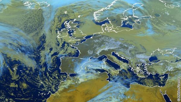 Dépression en Méditerranée