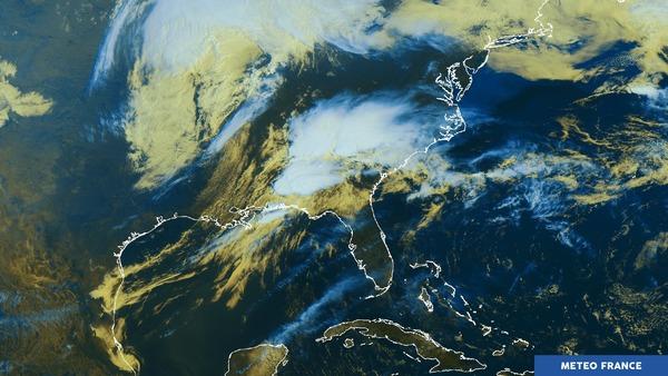 Violents orages et tornades aux USA