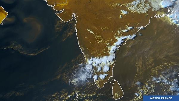 Chaleurs extrèmes sur l'Inde