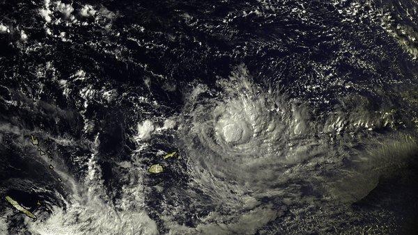 Pré-alerte cyclonique sur Futuna