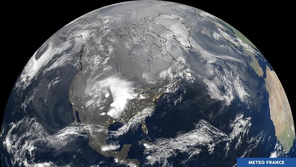 Valérie : une tempête de neige bien tardive