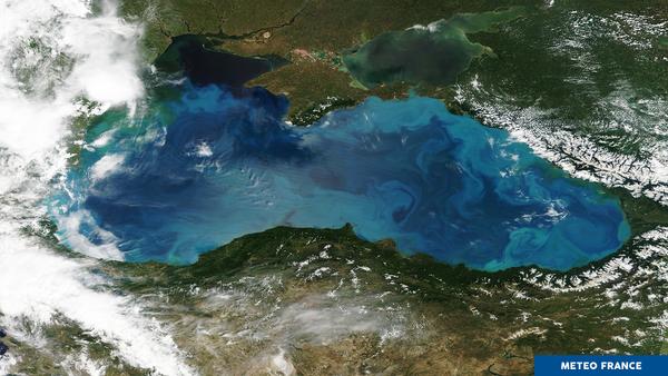 Une vue de la mer (pas si) Noire