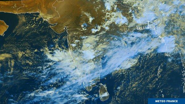 Mousson en Inde et Bangladesh