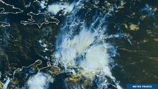 Tempête tropicale Bret