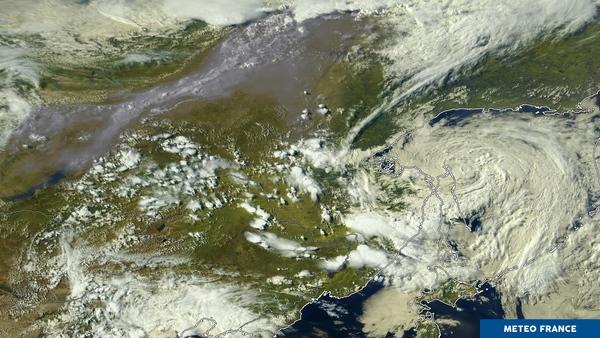Triptyque estival sur l'Extrême-Orient russe