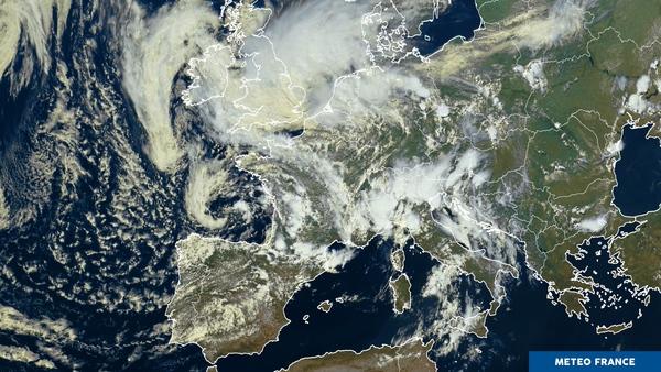 Un début estival perturbé pour l'Europe