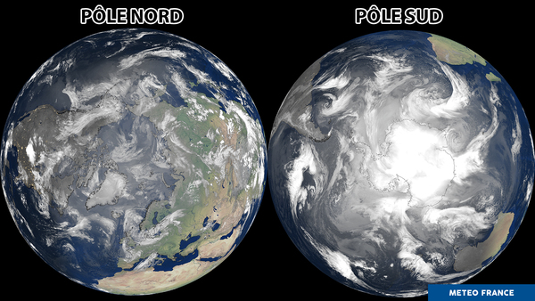 Une comparaison de pôles