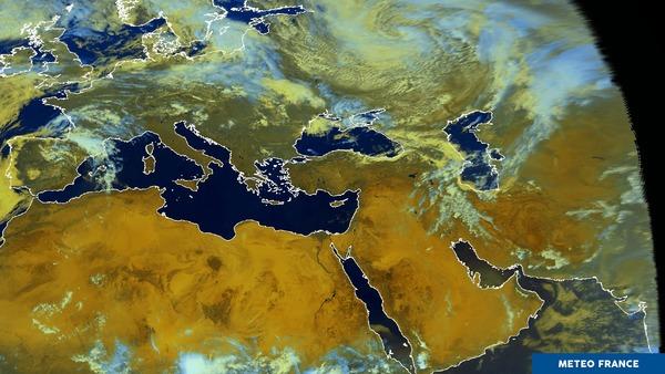Reserves de chaleur dans les régions subtropicales