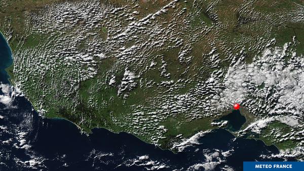 Pointillisme sur le Victoria