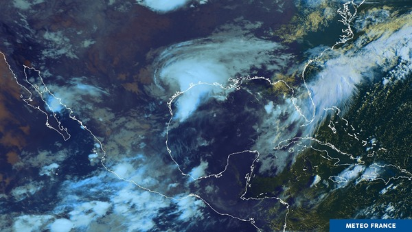 Harvey : pluies diluviennes et inondations