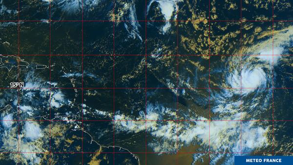 Tempête tropicale Irma