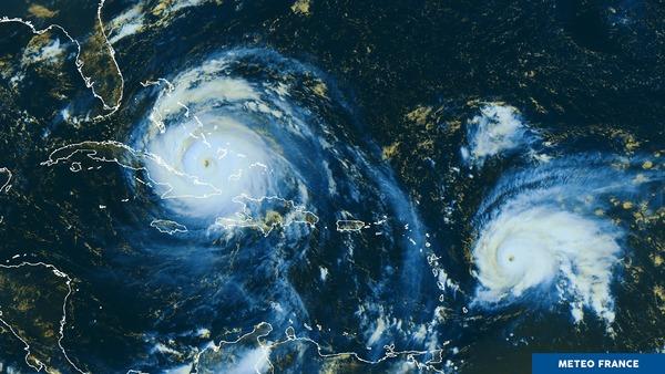 Irma vers la Floride, nouvelle menace sur le nord des Antilles