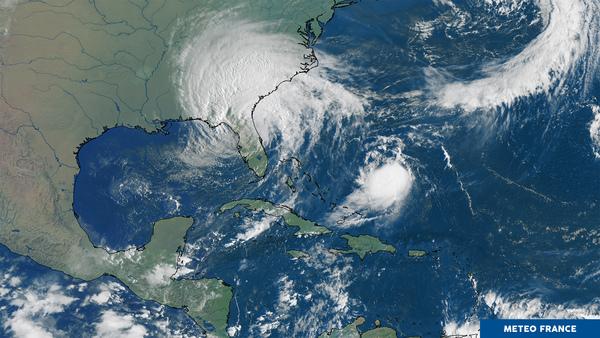 Irma s'enfonce dans les terres