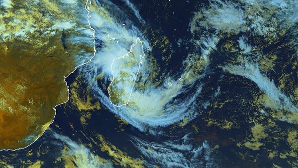 Ex cyclone AVA