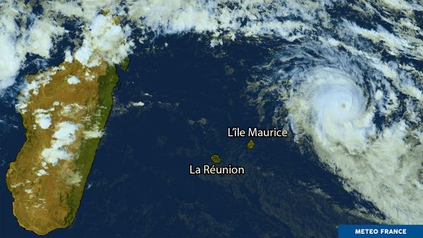 Cyclone Berguitta