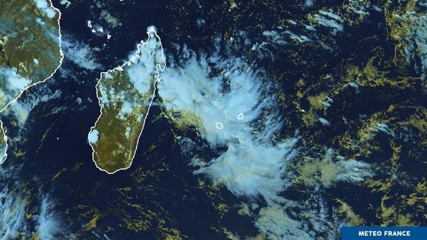 Temps agité à la Réunion