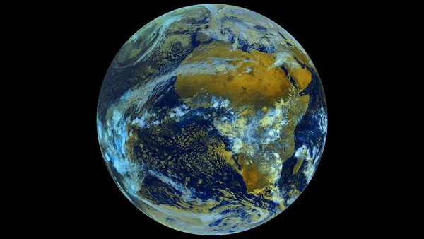 Première image de Meteosat-11