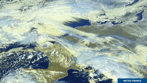 Encore froid en Europe du nord et de l'est.