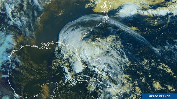 Forte instabilité en Floride