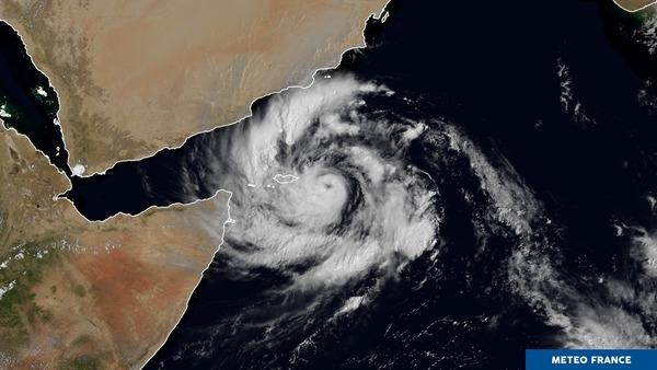 Cyclone Mekunu
