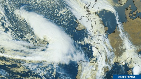 Nouvelle tempête en vue pour les îles britanniques
