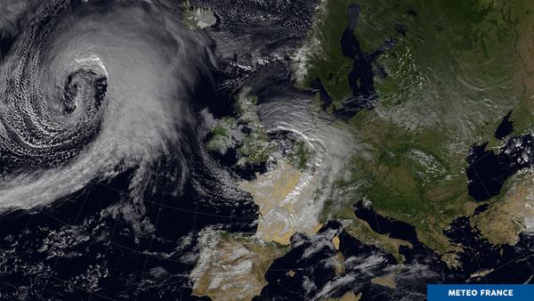 Les tempêtes se succèdent !