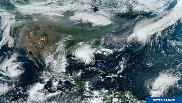 Incendies et ouragans