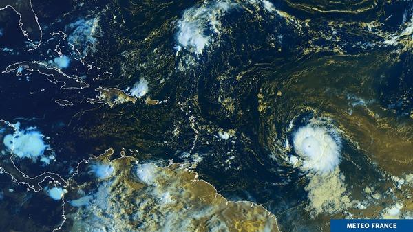 SAM, le 18ème système de la sasion cyclonique 2021