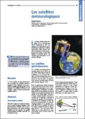 Article sur les satellites météorologiques