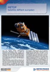 METOP <br/> Satellite défilant européen